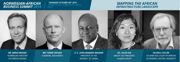 Norwegian-African Business Summit 2014