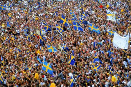 Sweden population 2017