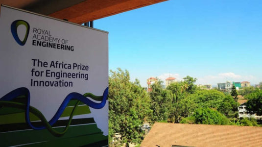 The Africa Prize for Engineering Innovation 2017