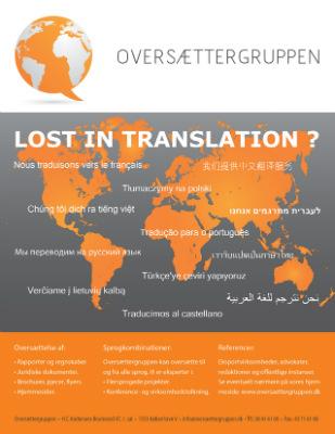 Tolkegruppen Oversættergruppen