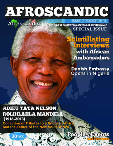afroscandic magazine second edition