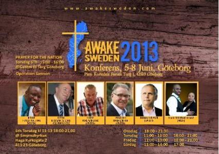 awakesweden2013