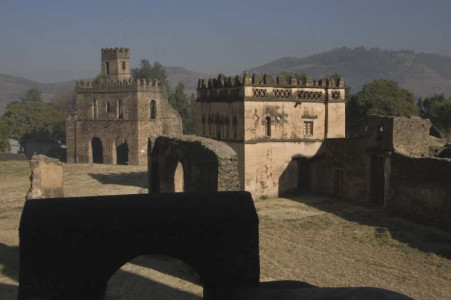 ethiopia ancient house