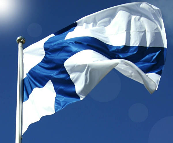 finland national flag