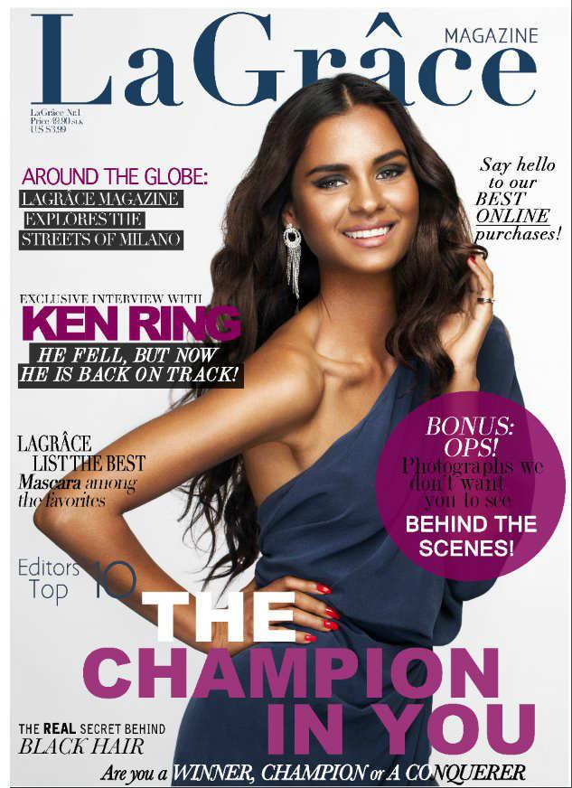 LaGrâce Magazine