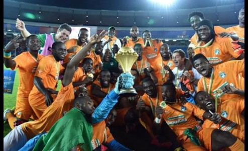 Ivory Coast national football team