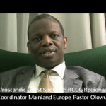 Exclusive interview with Pastor Dele Olowu, RCCG Regional Coordinator Mainland Europe