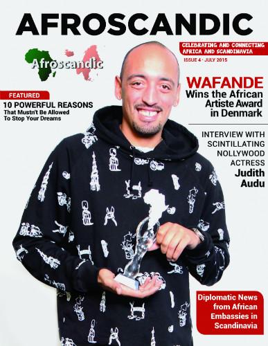 scandinavianafrican magazine