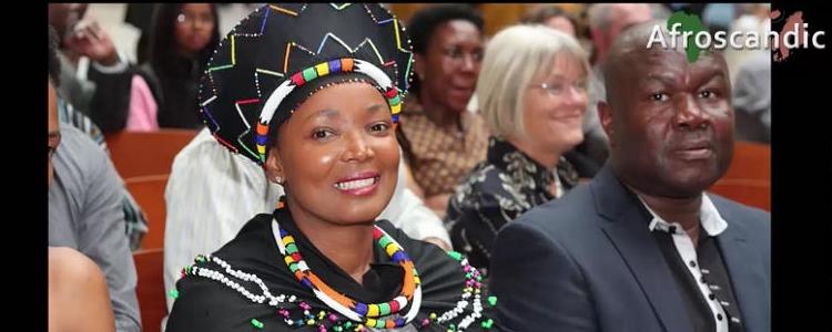 Africa celebration in Denmark