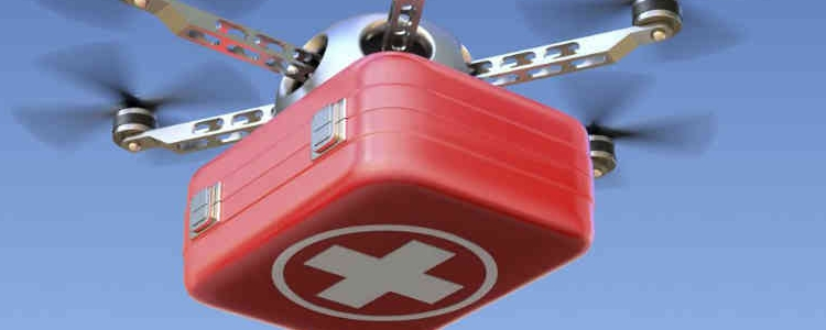 medical delivery drone