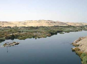 the longest river in the world, river nile