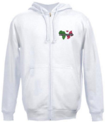 Africans Embroidered Hoodies